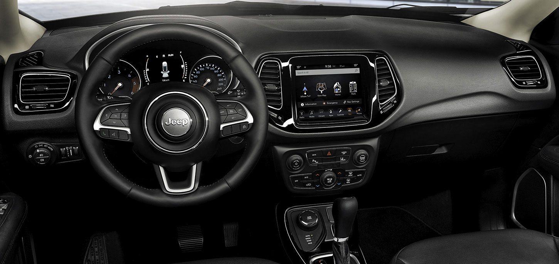 Jeep® Compass Brooklyn Edition – Série limitée| Jeep® France